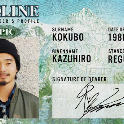 kazuhiro kokubo 國母和宏