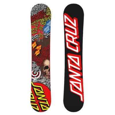 サンタクルズ santa cruz snowboard スノーボード