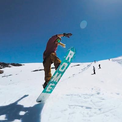 スノーボード snowboard パーク park