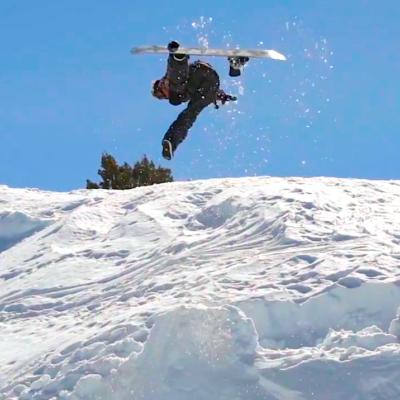 スノーボード snowboard One foot ワンフット