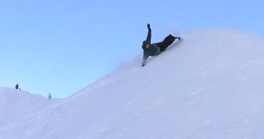 スノーボード snowboard carving カービング