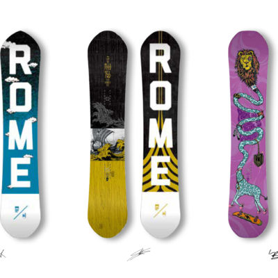 rome sds snowboards