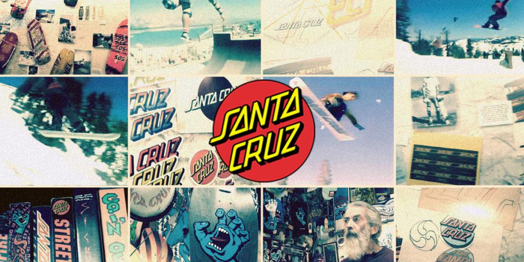 santcruz snowboards sakteboards surfboards サンタクルズ