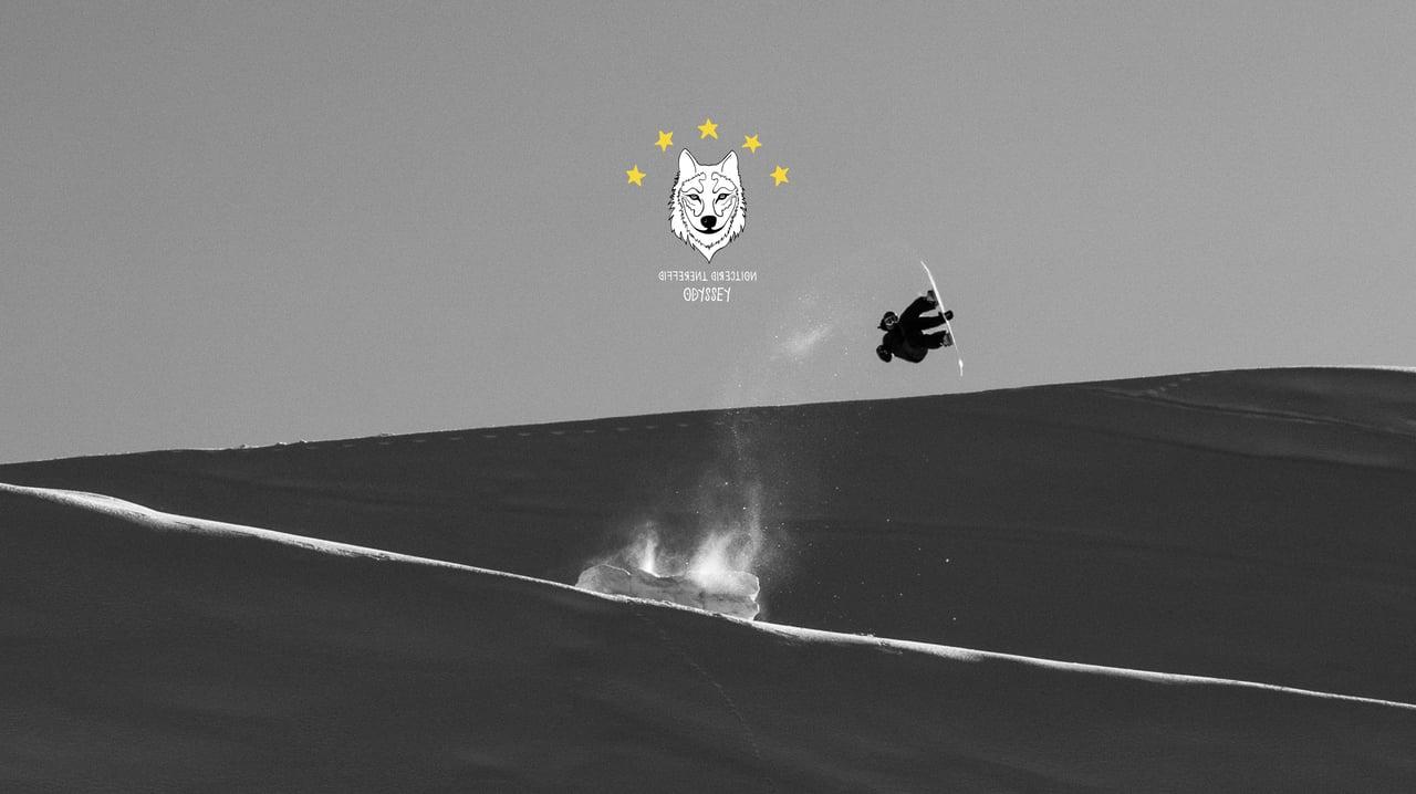 snowboard スノーボード movie ムービー