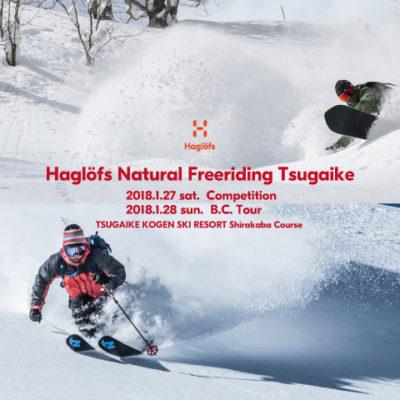 Haglofs Natural Freeriding Tsugaike ホグロフス