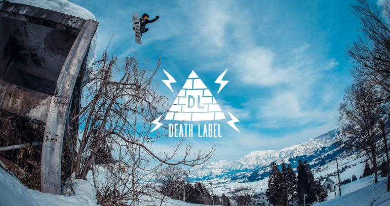 death label snowboards デスレーベル スノーボード