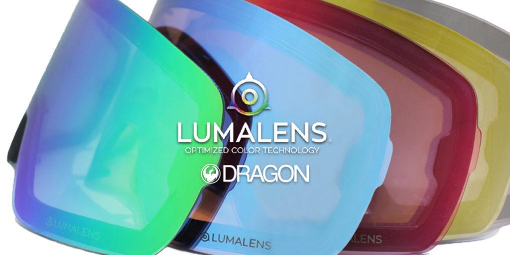 dragon google luma lens ドラゴン ゴーグル