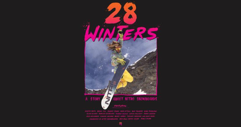 nitro snowboards ナイトロ スノーボード