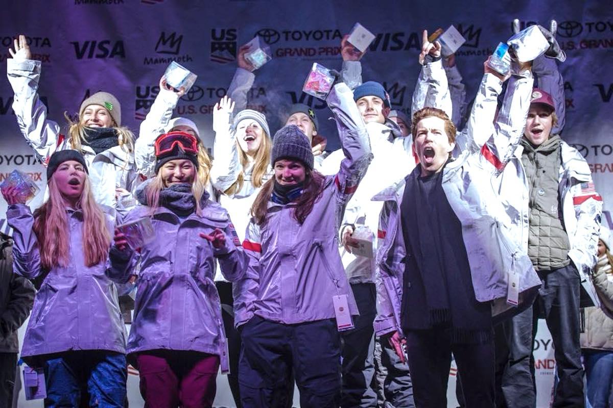 スノーボード snowboard olympic オリンピック