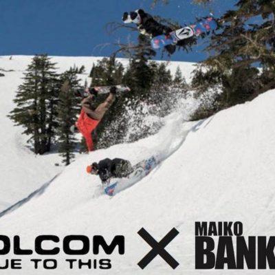 volcom ボルコム 舞子スキー場