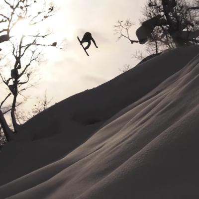 dc snowboarding jpanuary