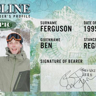 ben ferguson ベン・ファーガソン