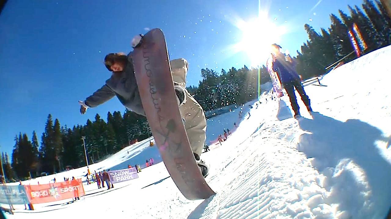 スノーボード snowboard jib ジブ