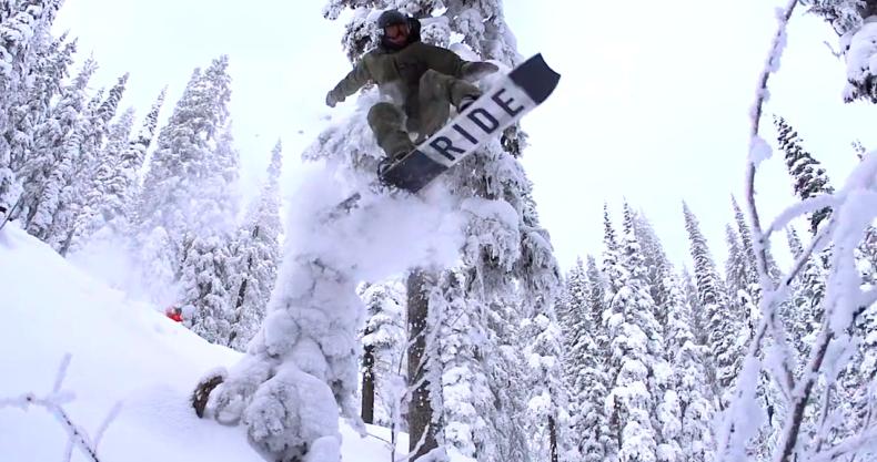 スノーボード snowboard ride ライド