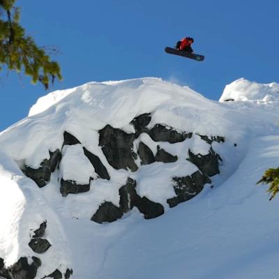 スノーボード snowboard ben ferguson ベン・ファーガソン