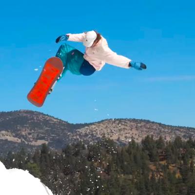 スノーボード snowboard park パーク