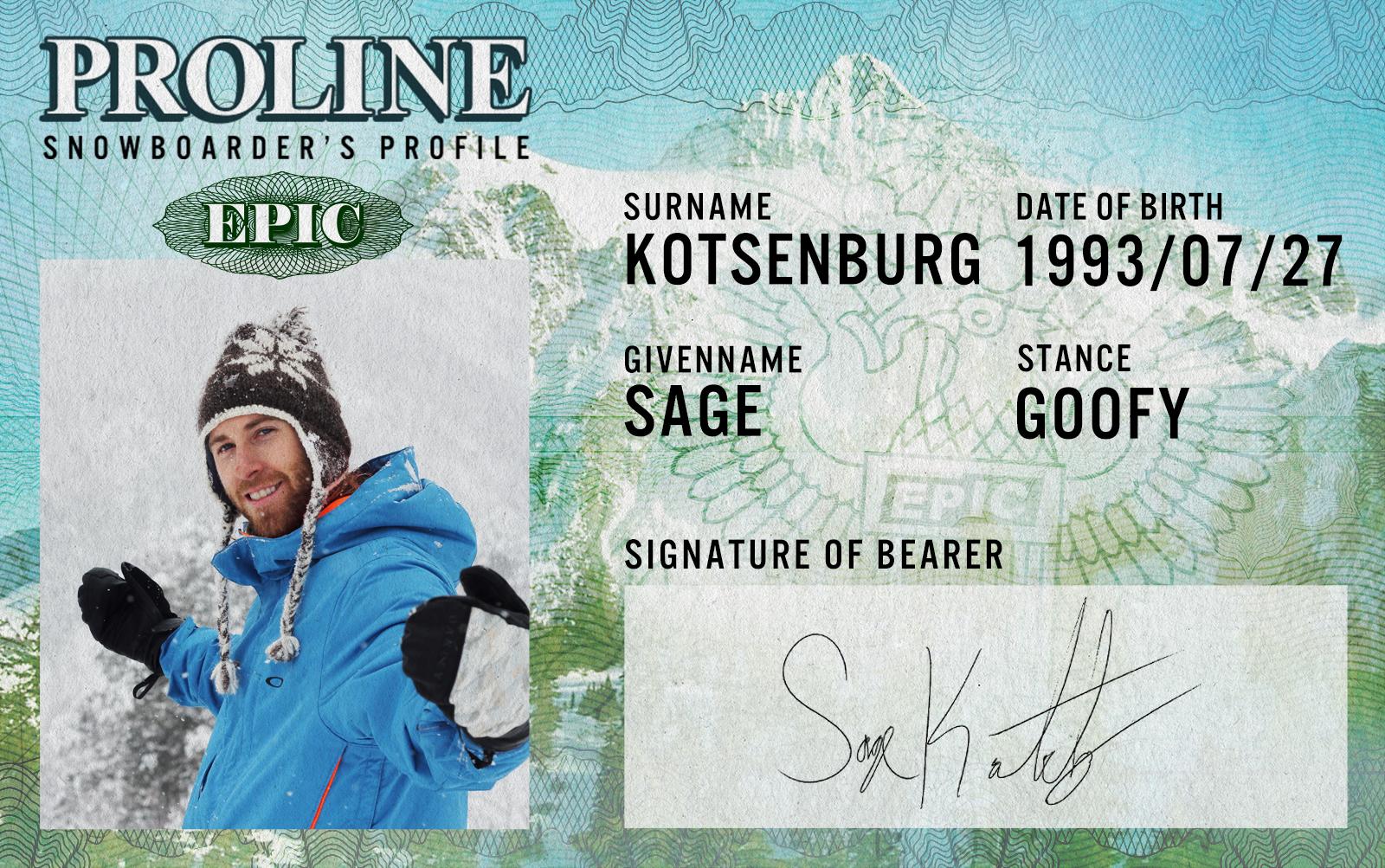 セージ・コッツェンバーグ Sage Kotsenburg sochi olympic ソチ五輪