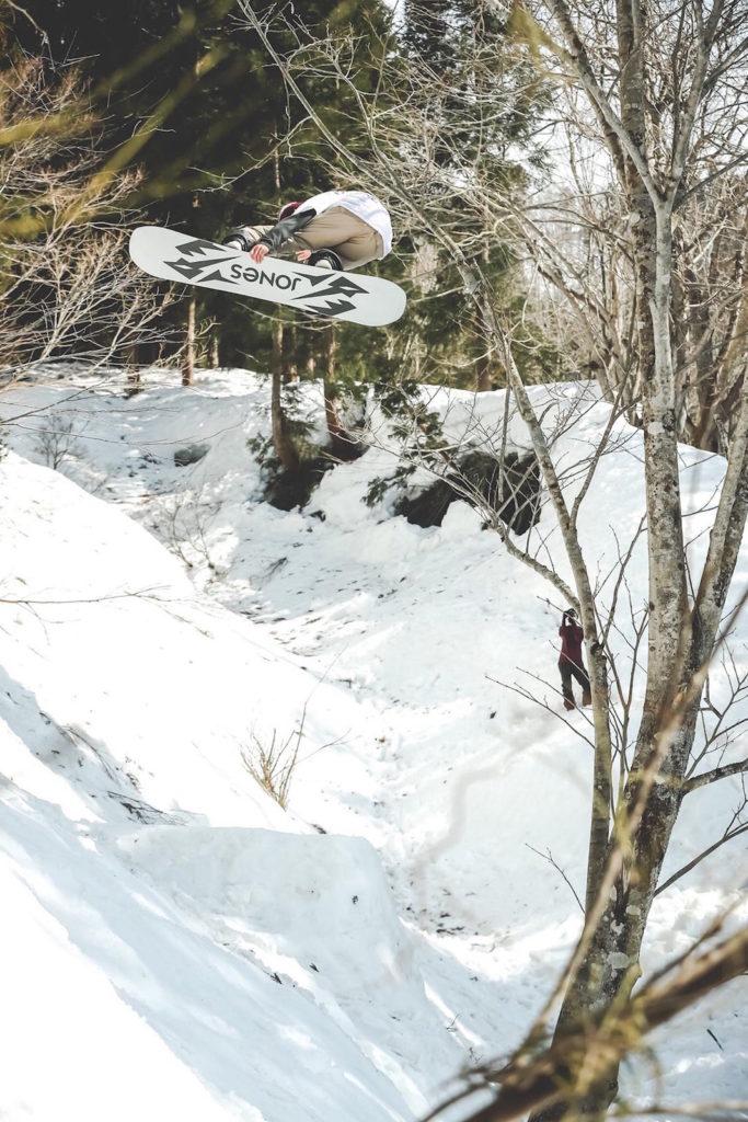 Masuda Ruiki 増田塁輝 jones snowboard ジョーンズスノーボード