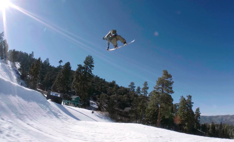 スノーボード snowboard Mark McMorris マーク・マクモリス