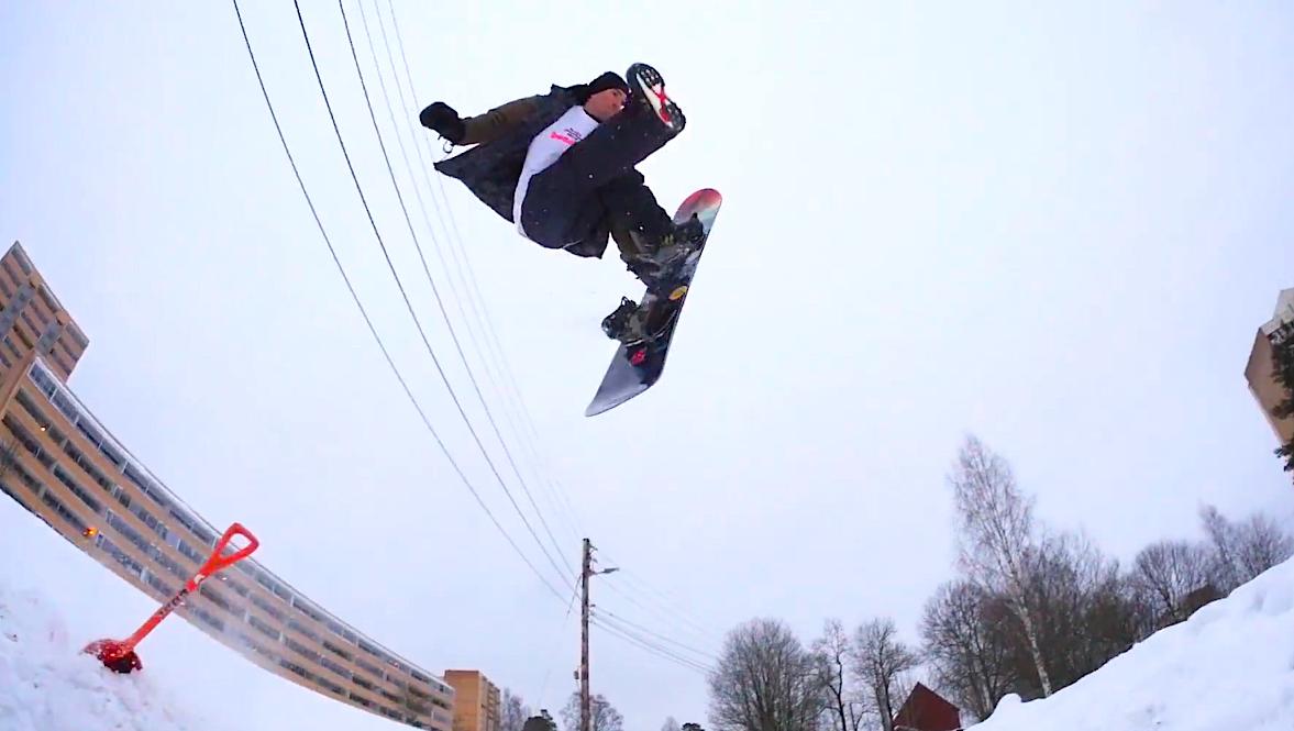スノーボード snowboard think thank シンクサンク