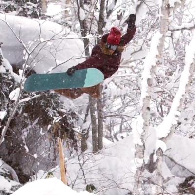 スノーボード snowboard niseko ニセコ