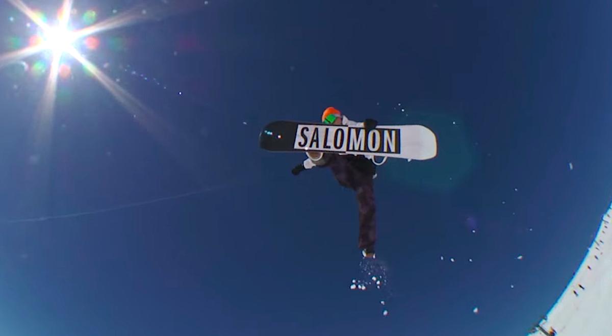 サロモン salomon snowboard スノーボード
