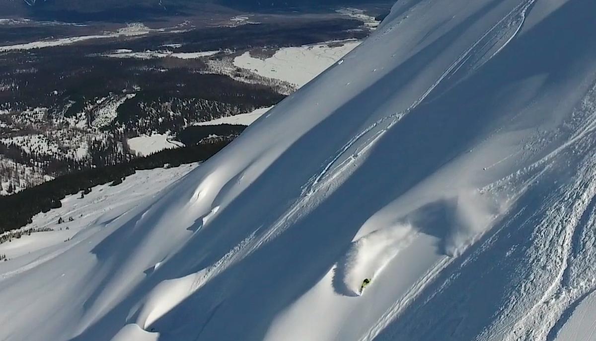 snowboard スノーボード アラスカ alaska