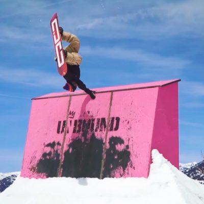 DC snowboard スノーボード
