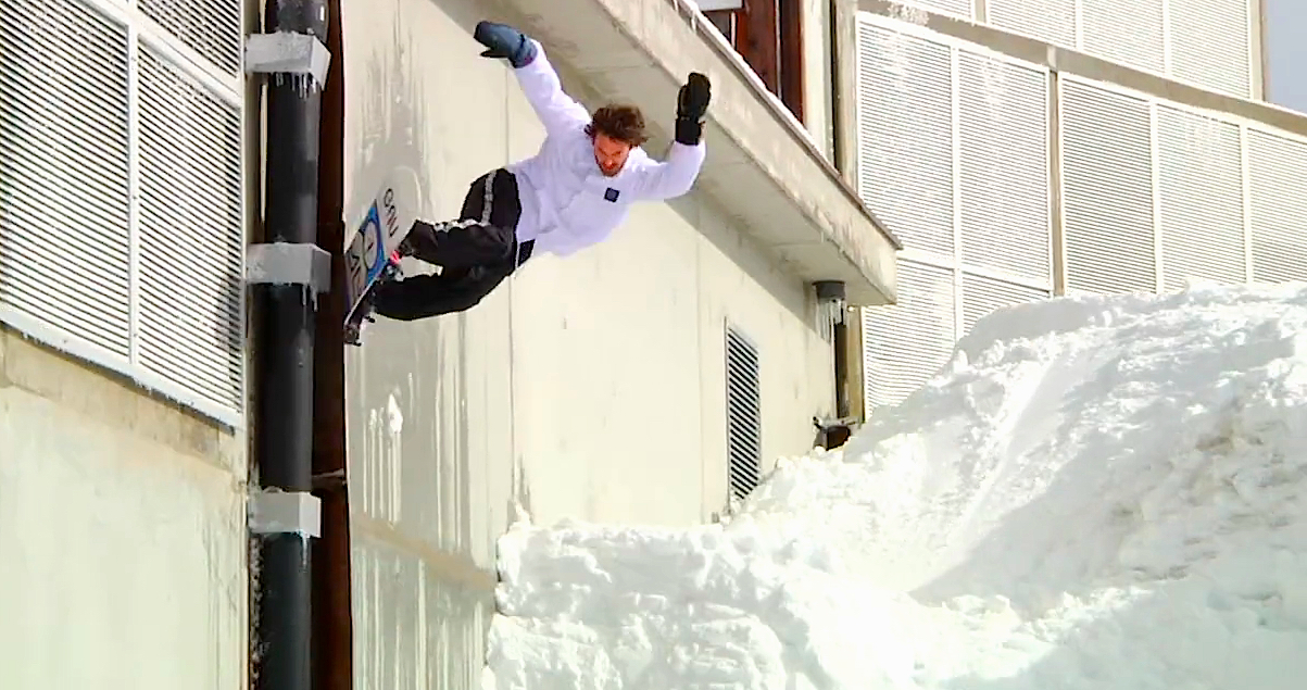 フォレスト・ベイリー Forest Bailey snowboard スノーボード