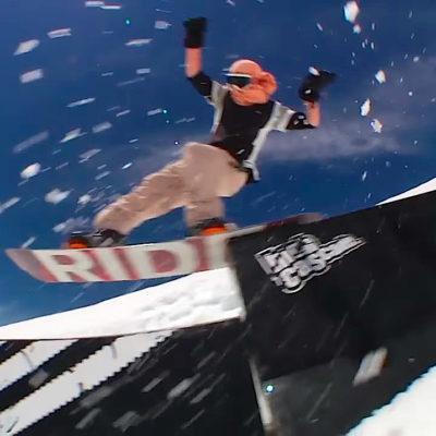 リード・スミス REID SMITH ride snowboards ライドスノーボード