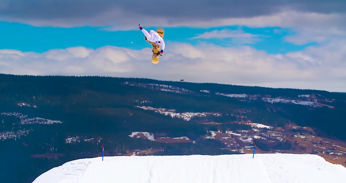 ノルウェー norway slopestyle スロープスタイル