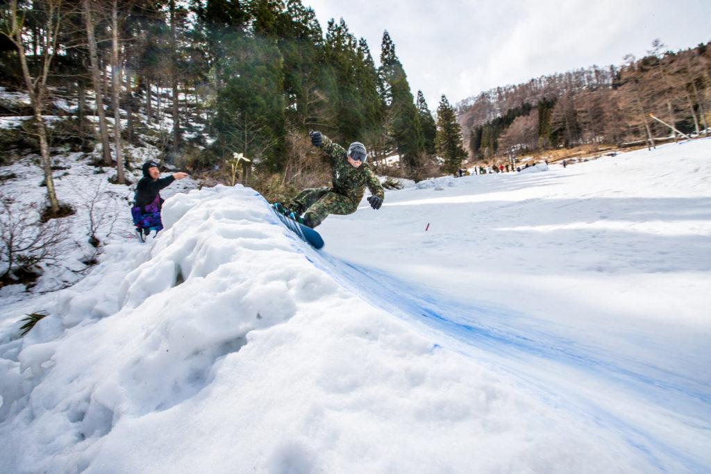 snowsurfers2018 Noa Maki 真木ノア