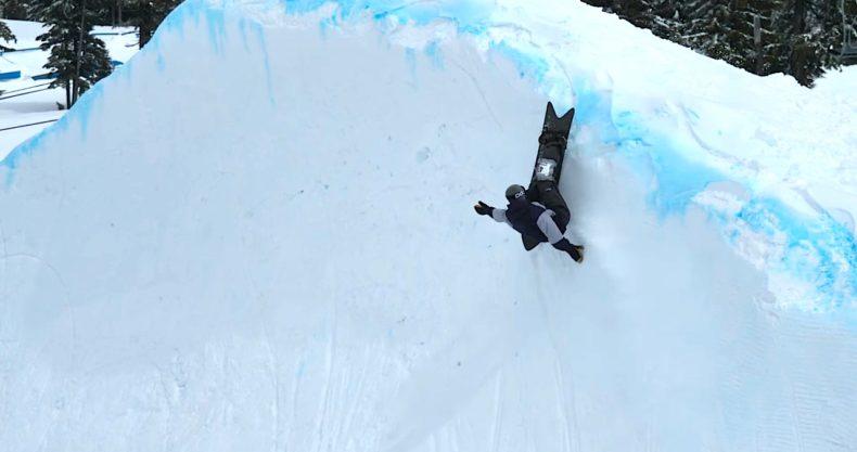 big wave challenge snowsurf スノーサーフ