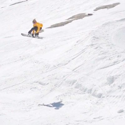 バンクドスラローム banked slalom