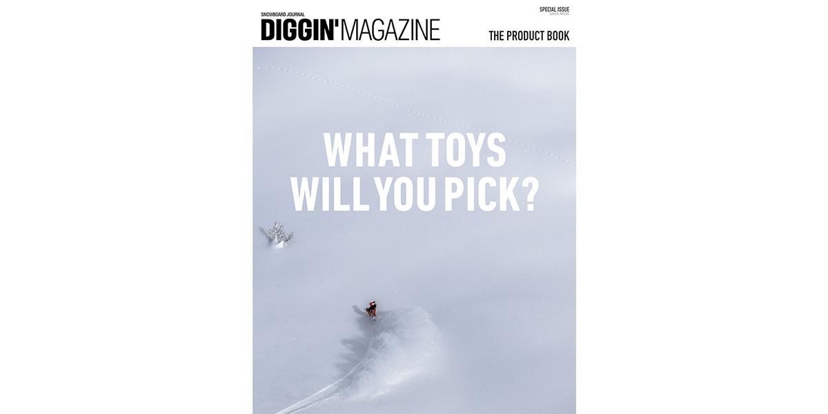 diggin magazine