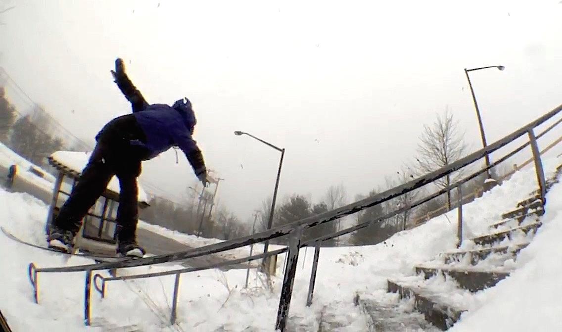 street スノーボード ストリート snowboard