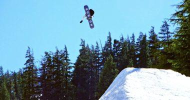 ベン・ファーガソン BEN FERGUSON スノーボード snowboard