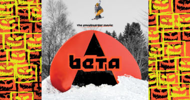 beta snowboarder magazine