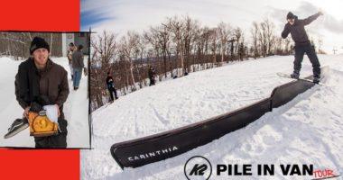 K2 スノーボード