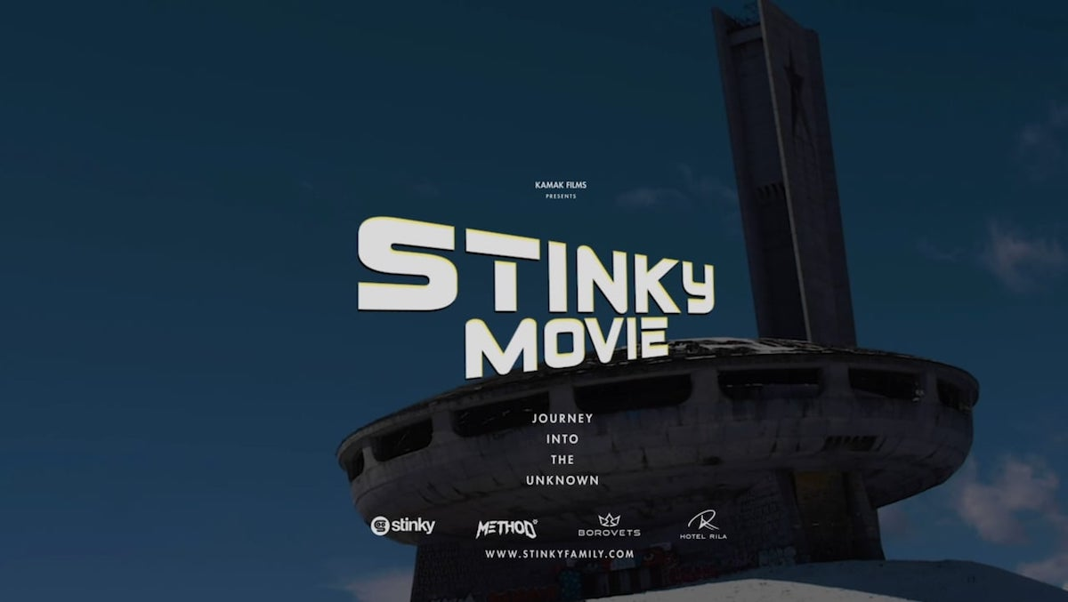 stinky socks stinky movie