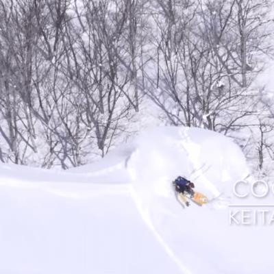 k2 snowboarding 山崎圭太