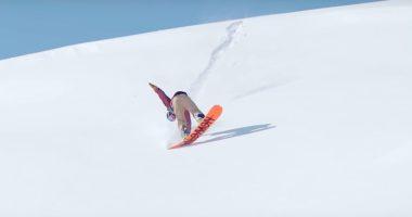 ホグロフス haglofs スノーボード snowboard