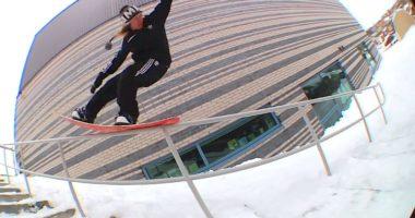 スノーボード snowboard adidas アディダス