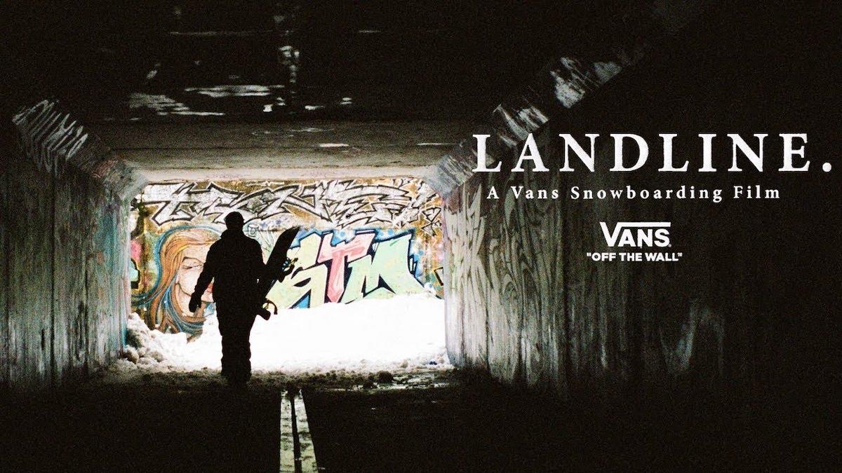 vans landline バンズ ブーツ