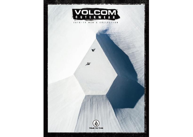 volcom snow ボルコム カタログ