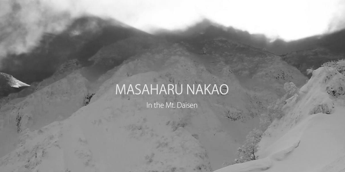 中尾正明 MASAHARU NAKAO 大山