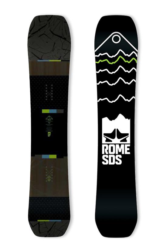 RomeSDS ローム スノーボード