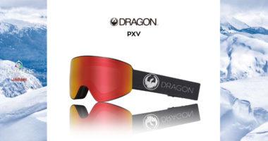 DRAGON PXV ゴーグル
