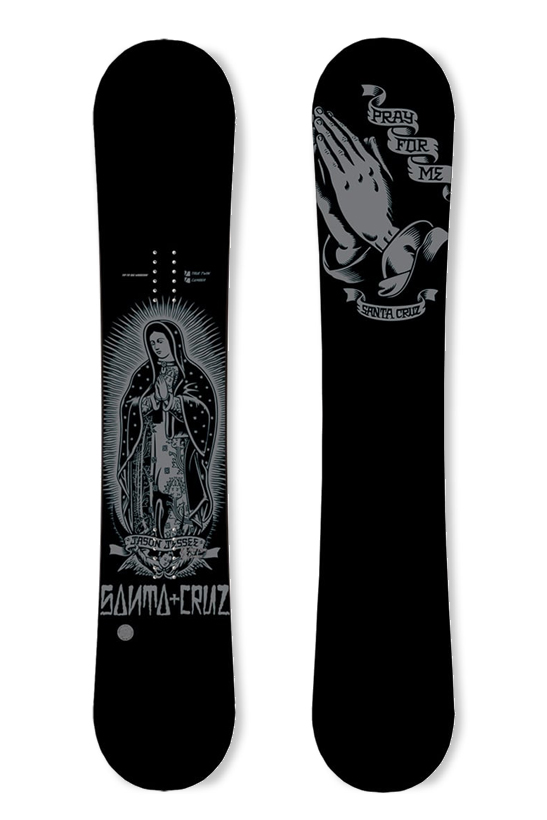 santacruz snowboards