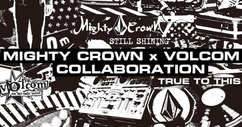 Mighty Crown Volcom